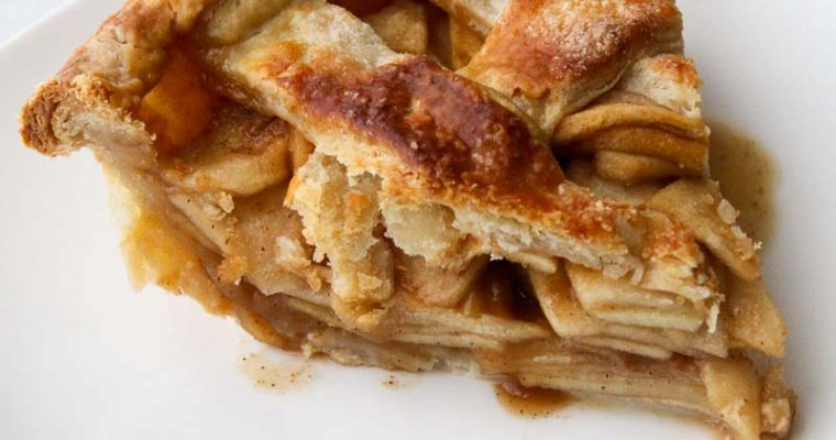 Apple Pie with All-Butter Crust