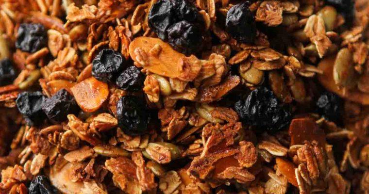 Maple Honey Granola