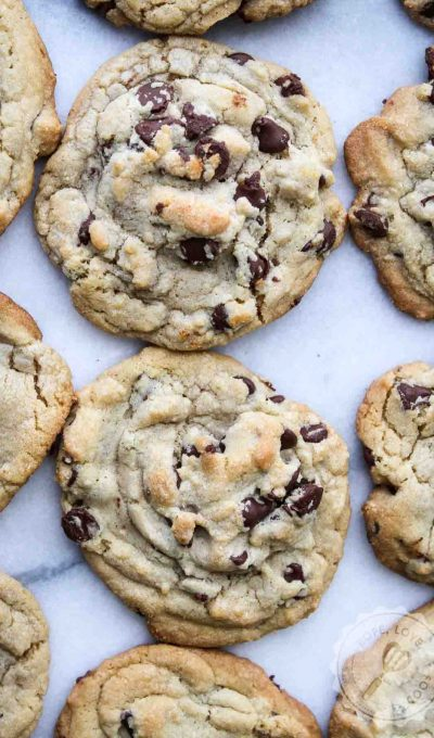 Traditional Chocolate Chip Cookies